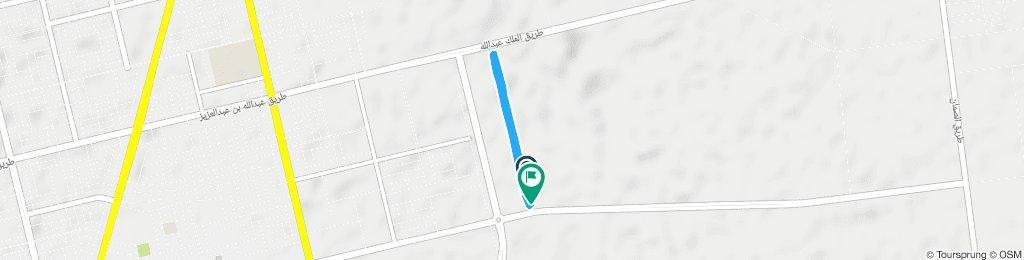 Lengthy Afternoon Route In Hafar Al-Batin