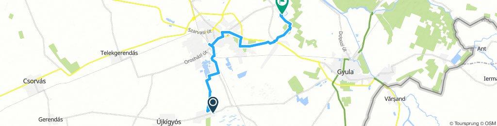 W:Wenckheim kerékpáros túraútvonal