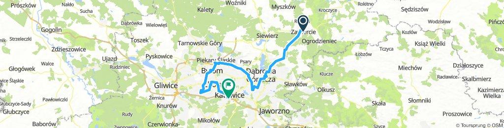 100 km na 100-lecie Odzyskania Niepodległości
