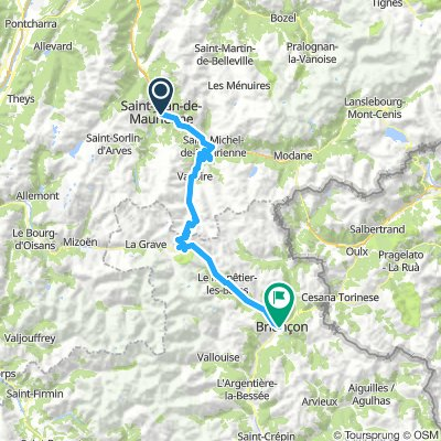 Day 3 Route des Grand Alpes
