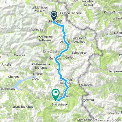 Day 4 Route des Grande Alpes