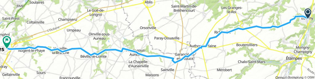 et-chartres open cycle