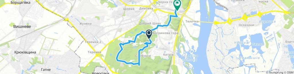 Golosiivskyj Lis