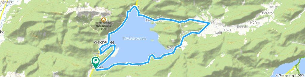 Walchensee-Runde