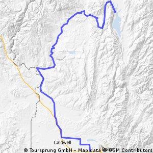 Weiser Rail Trail