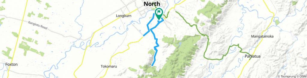 45km Ultrathon Bike Course