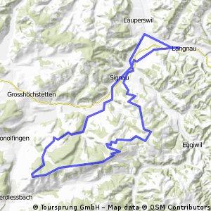 Langnau - Güggel - Langnau
