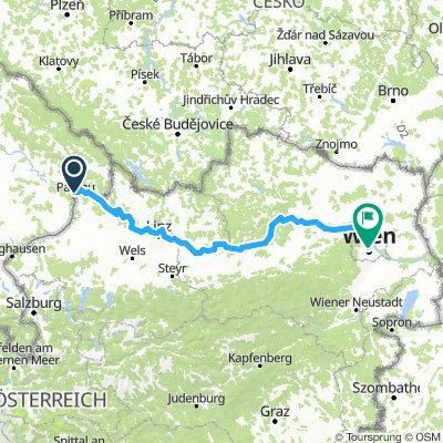 Passau - Vienne - Roller-@Rouliroula