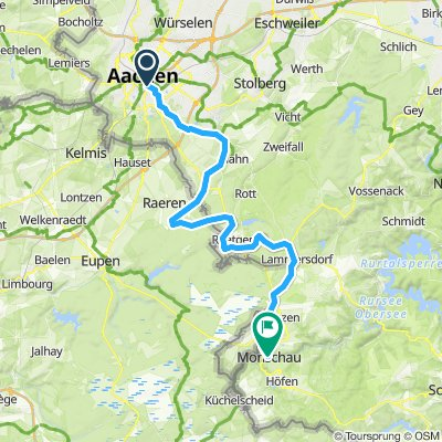 Aachen-Monschau