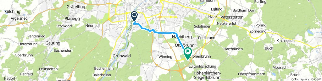 Spred Out Montag Ride In Brunnthal
