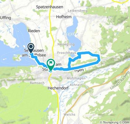 Murnau-Froschhauser See