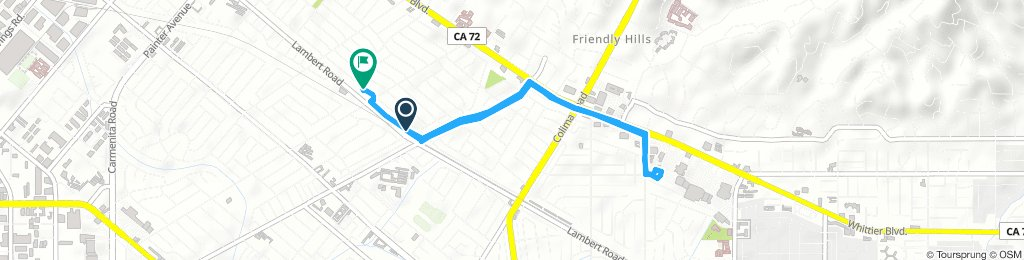 everyday gym route