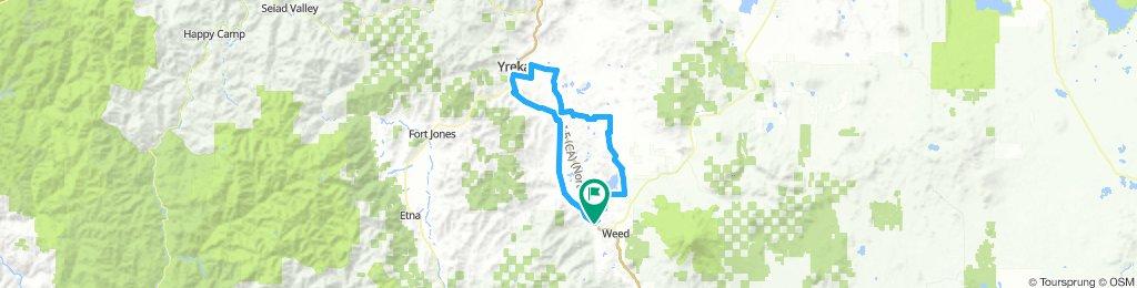 Shasta Valley Metric Century