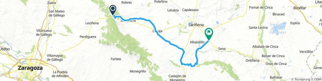 Ruta Monegros