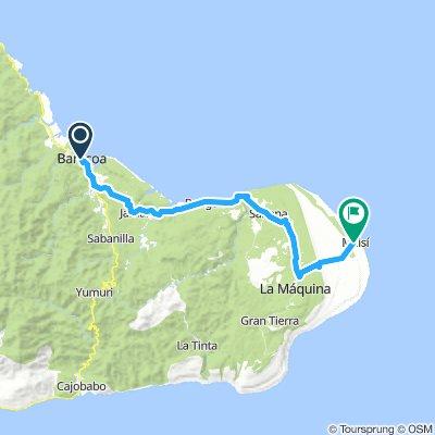 14 Baracoa - Punta Yumuri - Maisi