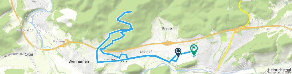 Stockhausen In Den Wald