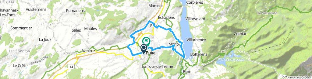 Long Jeudi Route In Bulle