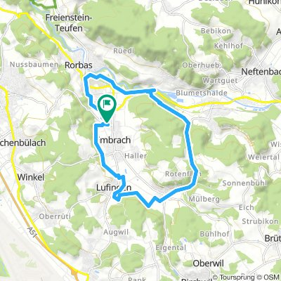 Relaxed Freitag Course In Embrach