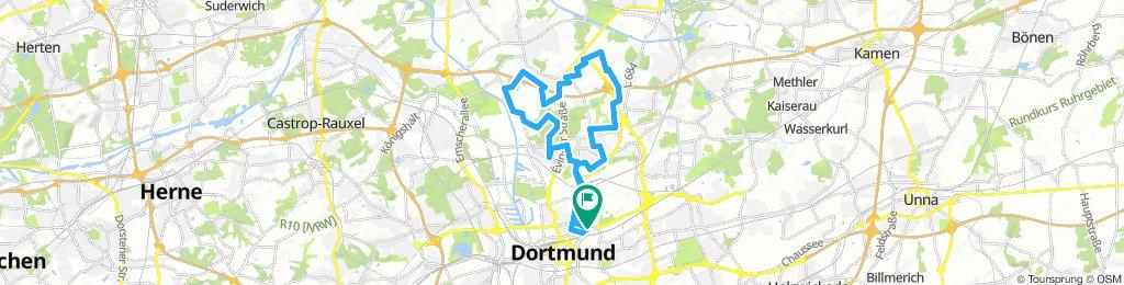 Borsigplatz - Stadtbezirk Eving Rundtour
