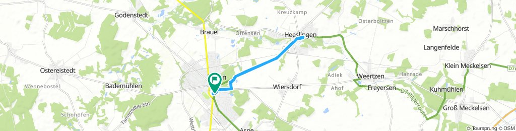 Easy Samstag Course In Zeven