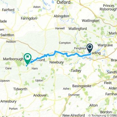 Reading  - Chieveley - Great Bedwyn