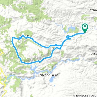 Llanorel-Chufa-Cabezuela-El Oro