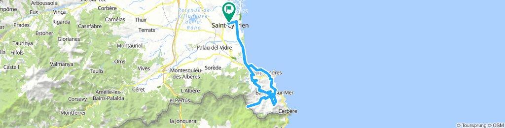 2014 - Pyrénées Orientales / Sortie n°5