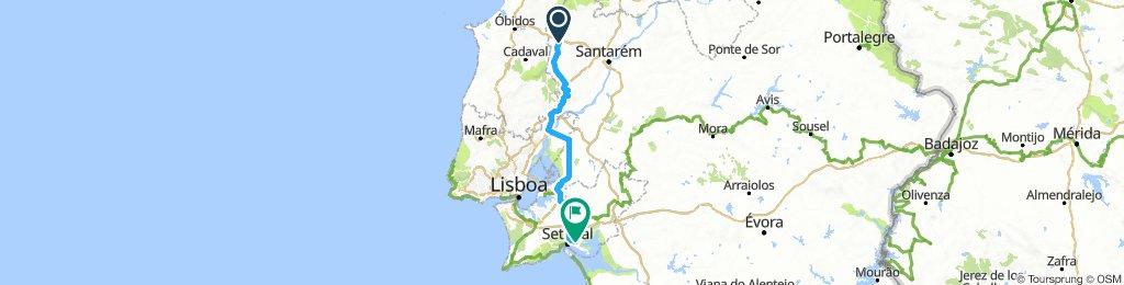 Volta a Portugal 1/17 dias