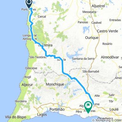 Volta a Portugal 3/17 dias