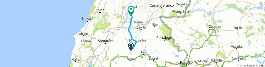 Volta a Portugal 8/17 dias