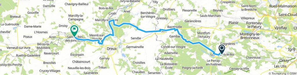 Les Essarts-le-Roi, Nonancourt