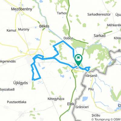 W4: Wenckheim kétnapos kerékpártúra, Várak és Kastélyok