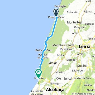 pt19-07 Praia de Vieira - Nazaré