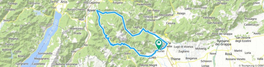 Santoro, Rovereto