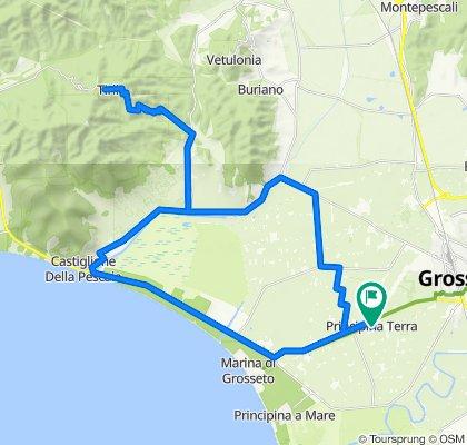 Grosseto/Toscana'98 - Tour 5: 'Tirli'