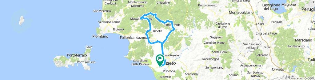 Grosseto/Toscana'98 - Tour 2: Roccastrada, MassaMma.