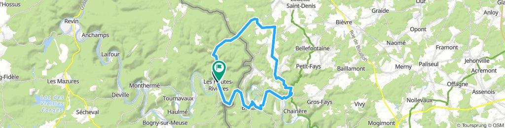 Les Hautes Rivières