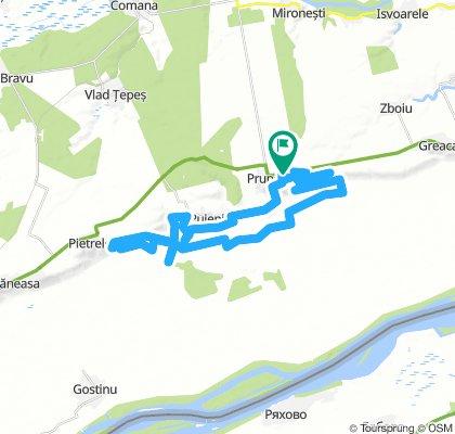 Maratonul Dunarii 2018: Traseul Standard