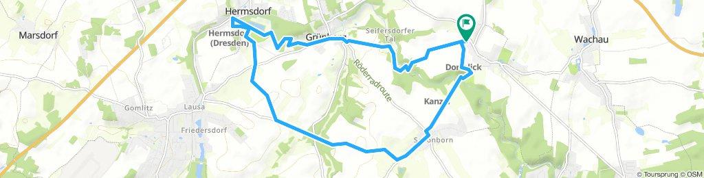 Seifersdorfer Tal - Hermsdorf - Schönborn