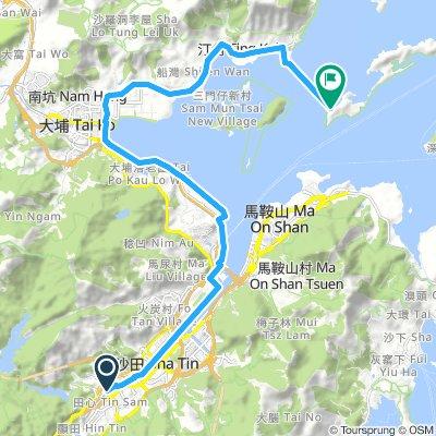 Midden bike trip