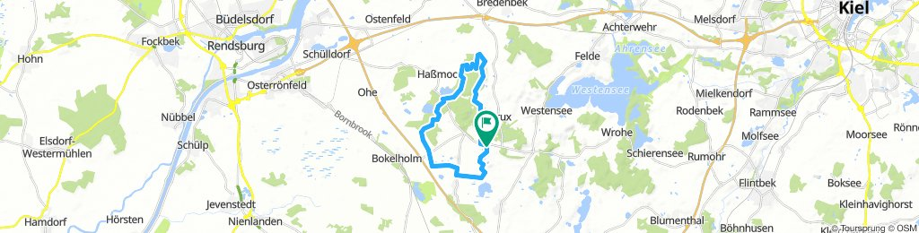 Spred Out Mittwoch Ride In Emkendorf