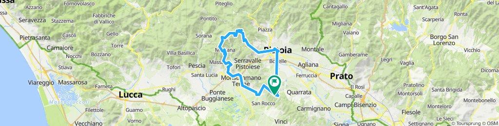 """Tour """"Passo del Goraiolo"""""""