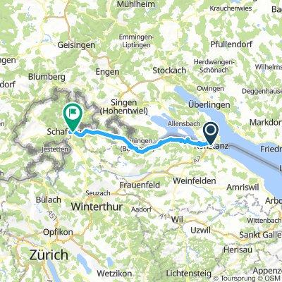 RhRW07 Konstanz Schaffhausen