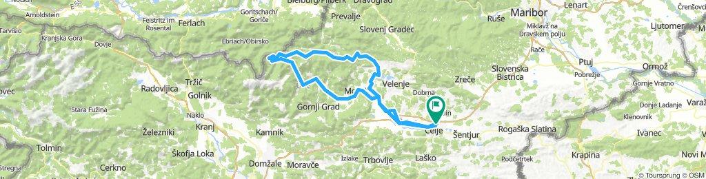 RR Savinjsa-Koroška-Savinjska tura