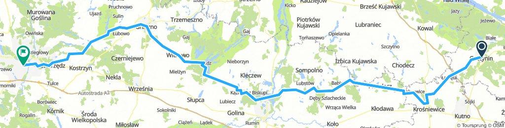 Licheń Gniezno Poznań
