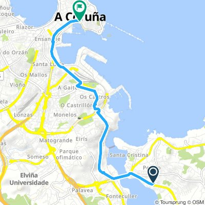 Coruña (Centro)