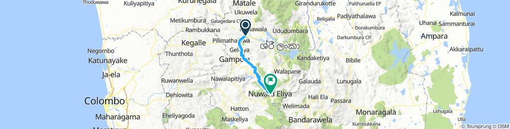 kandy - nuwara eliya