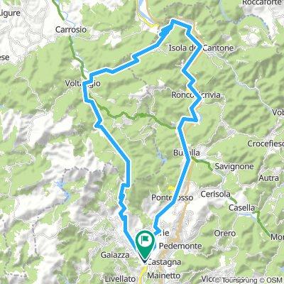 Anello Passo Telegrafo Liguria