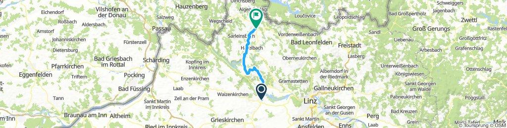 Eferding - Rohrbach-Berg