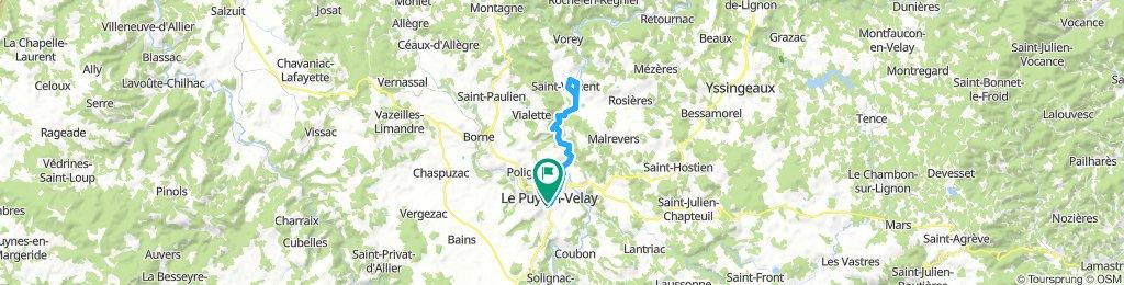 Le Puy en Velay / Saint Vincent
